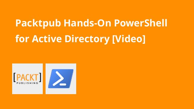 packtpub-hands-on-powershell-for-active-directory-video